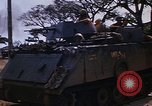Image of US troops search for Viet Cong Saigon Vietnam, 1968, second 45 stock footage video 65675052381