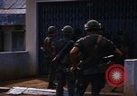 Image of US troops search for Viet Cong Saigon Vietnam, 1968, second 48 stock footage video 65675052381