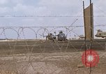 Image of OH-6A helicopters Saigon Vietnam Bien Hoa Air Base, 1968, second 25 stock footage video 65675052388