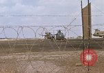 Image of OH-6A helicopters Saigon Vietnam Bien Hoa Air Base, 1968, second 27 stock footage video 65675052388