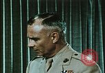 Image of Colonel David E Lownds Khe Sanh Vietnam, 1968, second 39 stock footage video 65675052393