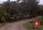 Image of H Company 2nd Battalion 5th Marines 1st Division Hue Vietnam, 1968, second 13 stock footage video 65675052401