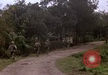 Image of H Company 2nd Battalion 5th Marines 1st Division Hue Vietnam, 1968, second 14 stock footage video 65675052401