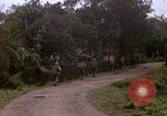 Image of H Company 2nd Battalion 5th Marines 1st Division Hue Vietnam, 1968, second 18 stock footage video 65675052401