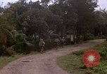Image of H Company 2nd Battalion 5th Marines 1st Division Hue Vietnam, 1968, second 19 stock footage video 65675052401