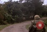 Image of H Company 2nd Battalion 5th Marines 1st Division Hue Vietnam, 1968, second 22 stock footage video 65675052401
