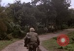 Image of H Company 2nd Battalion 5th Marines 1st Division Hue Vietnam, 1968, second 24 stock footage video 65675052401