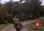 Image of H Company 2nd Battalion 5th Marines 1st Division Hue Vietnam, 1968, second 27 stock footage video 65675052401