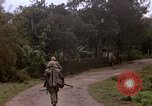 Image of H Company 2nd Battalion 5th Marines 1st Division Hue Vietnam, 1968, second 28 stock footage video 65675052401
