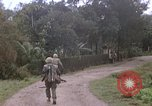 Image of H Company 2nd Battalion 5th Marines 1st Division Hue Vietnam, 1968, second 32 stock footage video 65675052401