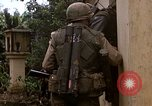 Image of H Company 2nd Battalion 5th Marines 1st Division Hue Vietnam, 1968, second 52 stock footage video 65675052401