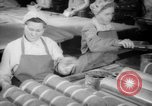 Image of war production workers at Douglas Aircraft Long Beach California USA, 1942, second 7 stock footage video 65675052406