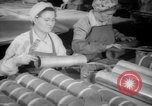 Image of war production workers at Douglas Aircraft Long Beach California USA, 1942, second 14 stock footage video 65675052406