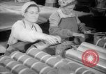 Image of war production workers at Douglas Aircraft Long Beach California USA, 1942, second 17 stock footage video 65675052406