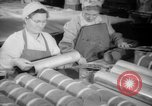 Image of war production workers at Douglas Aircraft Long Beach California USA, 1942, second 18 stock footage video 65675052406