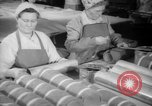 Image of war production workers at Douglas Aircraft Long Beach California USA, 1942, second 19 stock footage video 65675052406