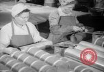 Image of war production workers at Douglas Aircraft Long Beach California USA, 1942, second 20 stock footage video 65675052406