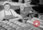 Image of war production workers at Douglas Aircraft Long Beach California USA, 1942, second 21 stock footage video 65675052406