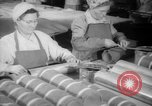 Image of war production workers at Douglas Aircraft Long Beach California USA, 1942, second 22 stock footage video 65675052406