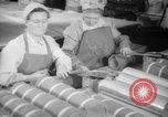 Image of war production workers at Douglas Aircraft Long Beach California USA, 1942, second 24 stock footage video 65675052406
