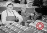 Image of war production workers at Douglas Aircraft Long Beach California USA, 1942, second 27 stock footage video 65675052406