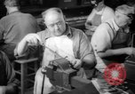 Image of war production workers at Douglas Aircraft Long Beach California USA, 1942, second 36 stock footage video 65675052406