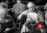 Image of war production workers at Douglas Aircraft Long Beach California USA, 1942, second 44 stock footage video 65675052406