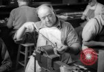 Image of war production workers at Douglas Aircraft Long Beach California USA, 1942, second 45 stock footage video 65675052406
