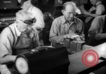 Image of war production workers at Douglas Aircraft Long Beach California USA, 1942, second 49 stock footage video 65675052406