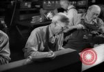 Image of war production workers at Douglas Aircraft Long Beach California USA, 1942, second 54 stock footage video 65675052406