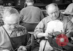 Image of war production workers at Douglas Aircraft Long Beach California USA, 1942, second 61 stock footage video 65675052406