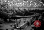 Image of A-20 fighter-bomber plane Long Beach California USA, 1942, second 5 stock footage video 65675052410