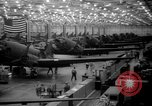 Image of A-20 fighter-bomber plane Long Beach California USA, 1942, second 6 stock footage video 65675052410