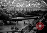 Image of A-20 fighter-bomber plane Long Beach California USA, 1942, second 7 stock footage video 65675052410