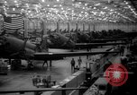 Image of A-20 fighter-bomber plane Long Beach California USA, 1942, second 8 stock footage video 65675052410