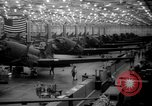 Image of A-20 fighter-bomber plane Long Beach California USA, 1942, second 11 stock footage video 65675052410