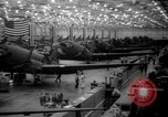 Image of A-20 fighter-bomber plane Long Beach California USA, 1942, second 13 stock footage video 65675052410