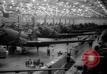 Image of A-20 fighter-bomber plane Long Beach California USA, 1942, second 14 stock footage video 65675052410