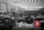 Image of A-20 fighter-bomber plane Long Beach California USA, 1942, second 25 stock footage video 65675052410