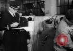 Image of Naval officer Pontiac Michigan USA, 1942, second 32 stock footage video 65675052412