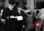 Image of Naval officer Pontiac Michigan USA, 1942, second 33 stock footage video 65675052412