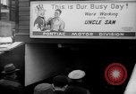Image of workers Pontiac Michigan USA, 1942, second 24 stock footage video 65675052413