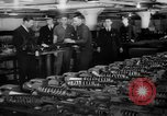 Image of naval officers Pontiac Michigan USA, 1942, second 6 stock footage video 65675052414