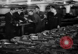 Image of naval officers Pontiac Michigan USA, 1942, second 8 stock footage video 65675052414