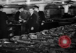 Image of naval officers Pontiac Michigan USA, 1942, second 18 stock footage video 65675052414