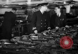 Image of naval officers Pontiac Michigan USA, 1942, second 23 stock footage video 65675052414