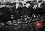 Image of naval officers Pontiac Michigan USA, 1942, second 24 stock footage video 65675052414