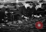 Image of naval officers Pontiac Michigan USA, 1942, second 28 stock footage video 65675052414