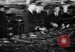 Image of naval officers Pontiac Michigan USA, 1942, second 30 stock footage video 65675052414
