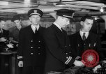 Image of naval officers Pontiac Michigan USA, 1942, second 32 stock footage video 65675052414
